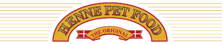 Henne Pet Food logo